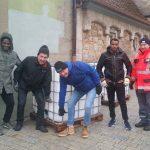Das Helfer-Team